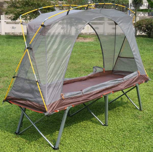 HIMALAYA Compact Portable Tent Cot.