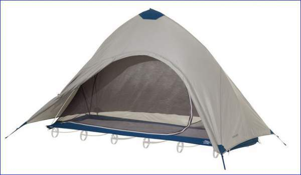 Therm-a-Rest tent cot.
