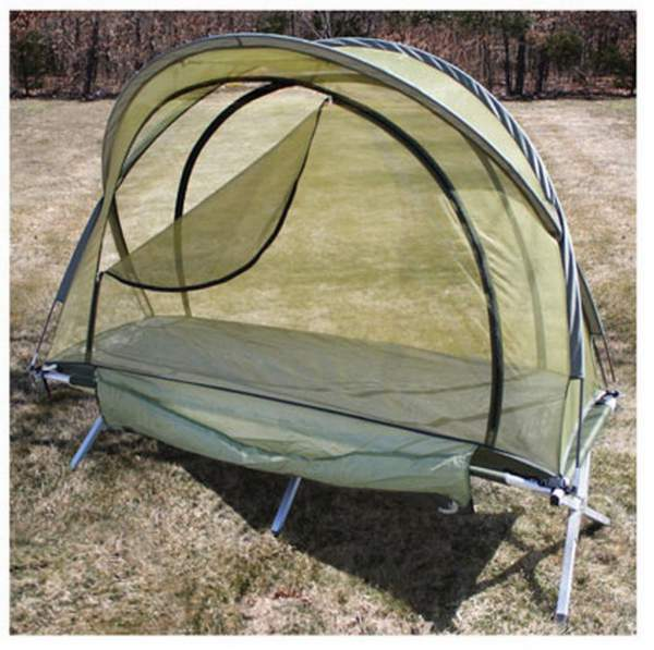 Rothco free standing mosquito net.