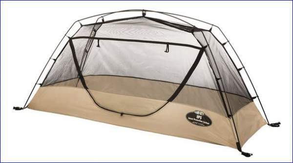 Kamp-Rite Insect Protection System without rain fly.