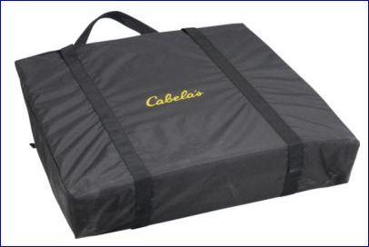 Cabelau0027s Double tent cot packed. & cabela-deluxe-tent-cot-double-best-tent-cots-for-camping u2013 Best ...