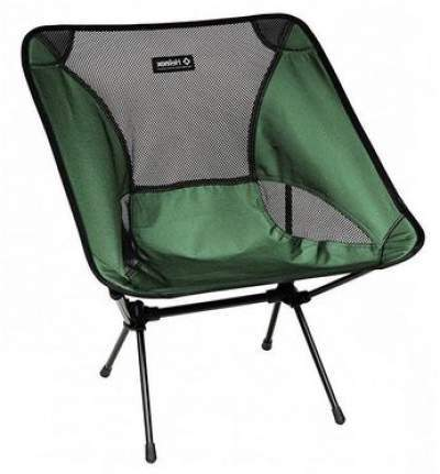 Big Agnes Helinox camp chair in one out of 12 colors.