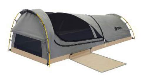 Kodiak Canvas Swag tent.