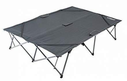 KingCamp Double Camping Cot.