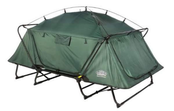 Kamp-Rite Double Tent-Cot.