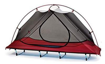 FUNS Off Ground 1 Person 4 Season Backpacking Tent Cot..