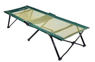 Forfar Camping Cot from the group 1.A), collapsible and without mattress.