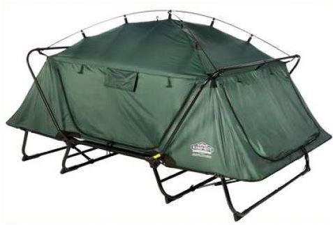 Kamp Rite double tent cot.