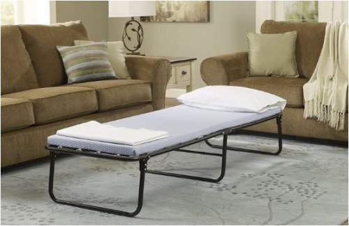 Simmons BeautySleep Foldaway Guest Bed Twin.