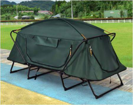 Tangkula Tent-Cot.