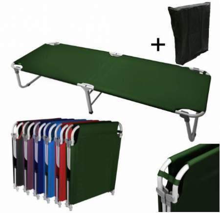 Magshion Portable Folding Camping Cot.