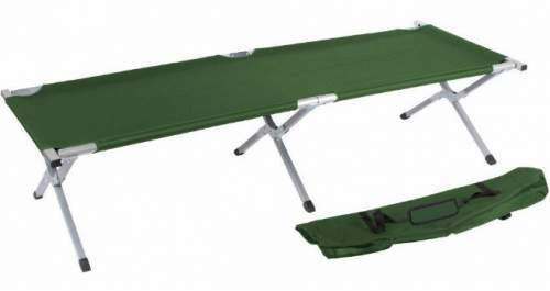 Trademark Innovations 75 Inches Portable Folding Camping Bed Cot.