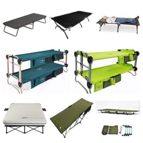 Best Portable Cots For Camping for 2020.