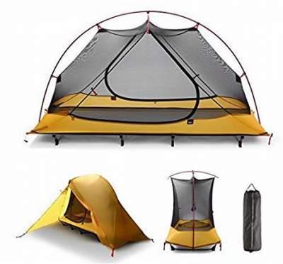 iUcar Portable Camping Tent Cot.