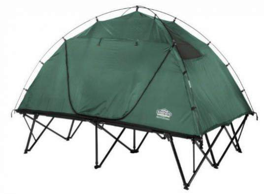Kamp Rite Compact Double Tent Cot.