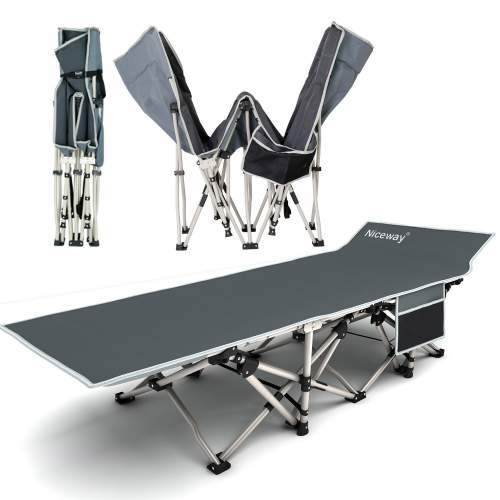 Niceway Portable Folding Bed.
