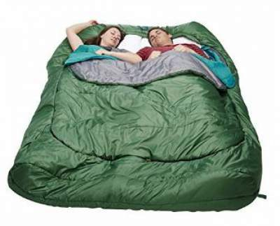 Kelty Tru.Comfort Doublewide 20 Regular Sleeping Bag.