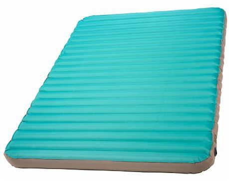 Kelty Tru.Comfort Camp Bed Double-Wide Inflatable Sleeping Pad.