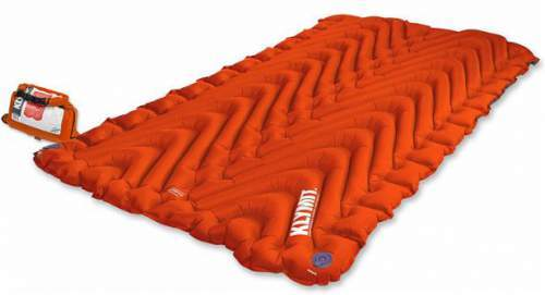 Klymit Insulated Double V Pad.
