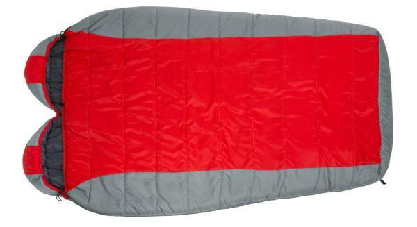 TETON Sports Tracker +5F Double-Wide Sleeping Bag.
