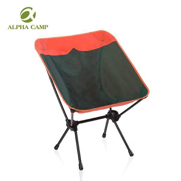 ALPHA CAMP Lightweight Portable Camping Chair.