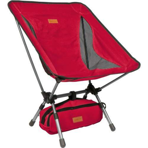 Trekology YIZI GO Portable Camping Chair with adjustable height.