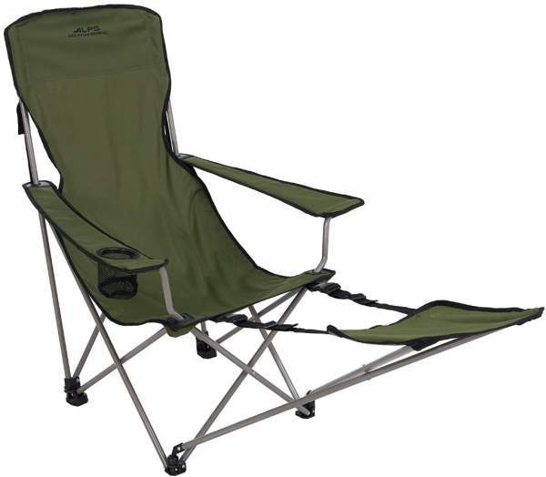 ALPS Mountaineering Escape Chair front view.