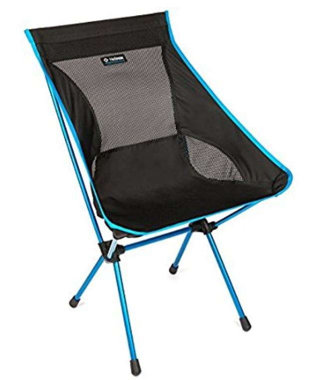 Helinox Camp Chair.