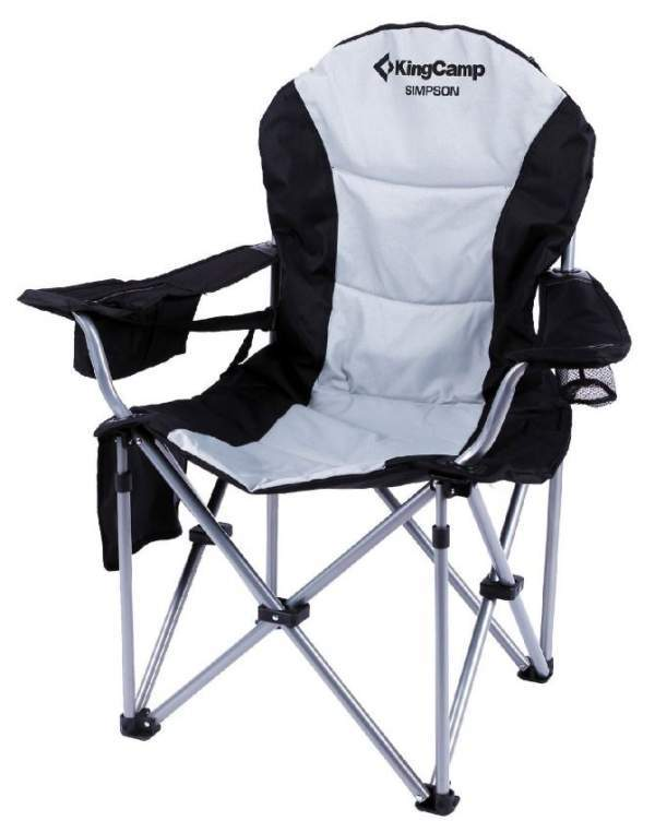 KingCamp Folding Quad Chair.