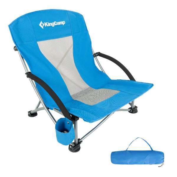 KingCamp Low Sling Beach Camping Folding Chair.