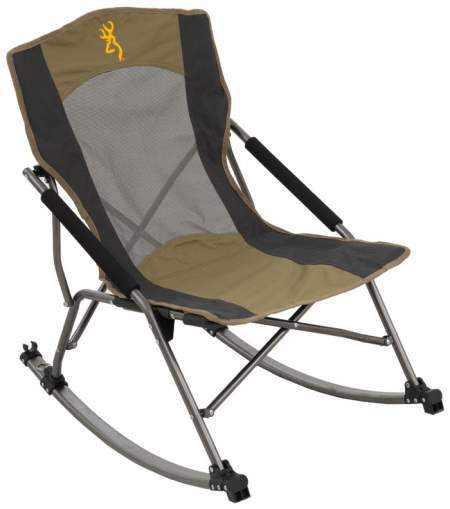 Browning Camping Cabin Chair.