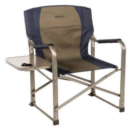 Kamp-Rite Director's Chair with Side Table.