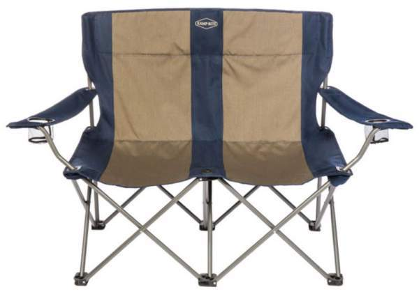 Kamp-Rite Double Folding Chair.