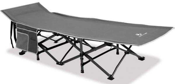 ALPHA CAMP Oversized Camping Cot.