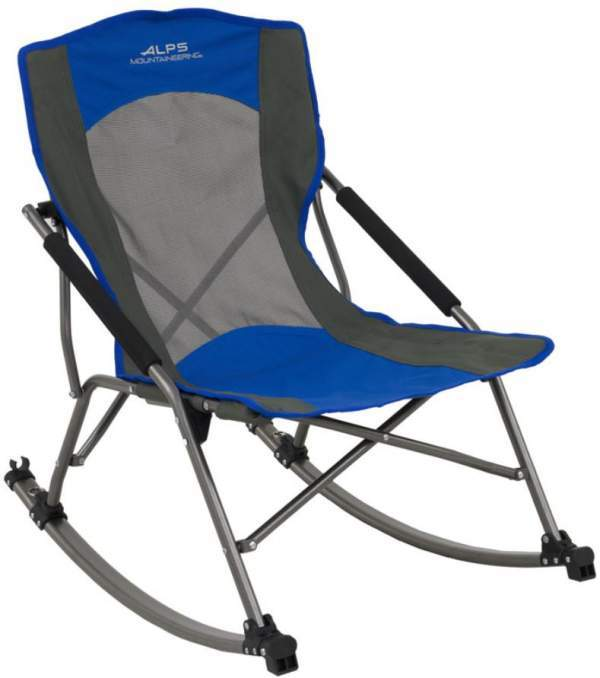 ALPS Mountaineering Low Rocker Chair.