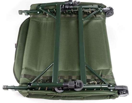 Chinook Padded Cot packed.