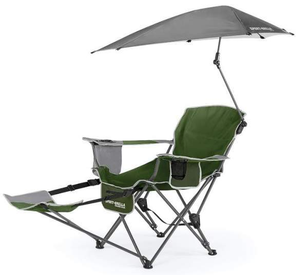 Sport-Brella Recliner Chair.