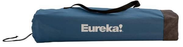 Eureka! Quick Set Camping Cot packed.