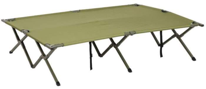 This is the double cot alone.