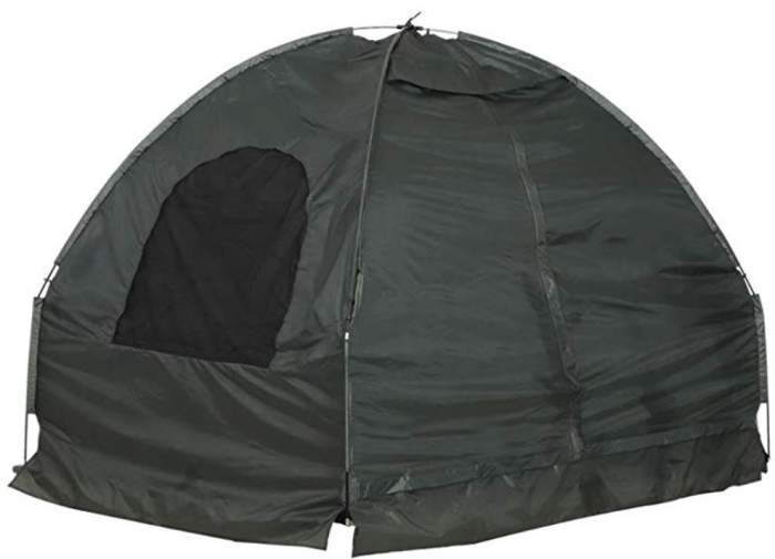This is the tent alone.