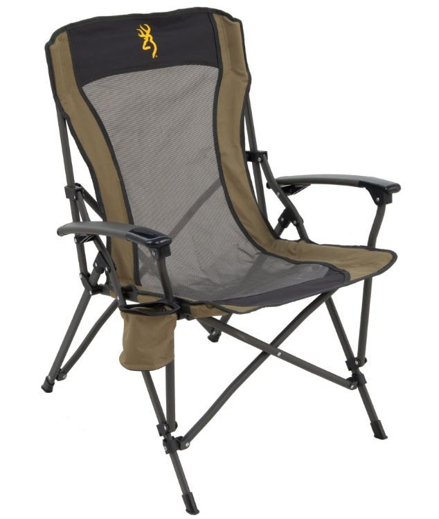 Browning Camping Fireside Chair.
