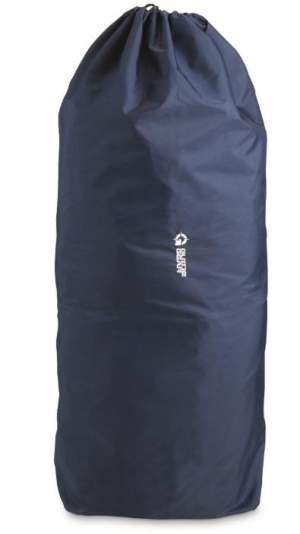 The carry bag in one out of three colors.