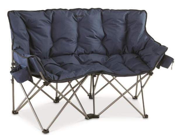 Guide Gear XL Club Love Seat.