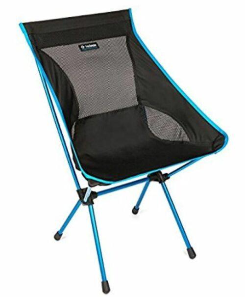 Helinox Camp Chair.