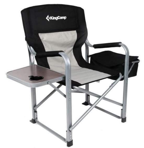 KingCamp Heavy Duty Steel Folding Chair.