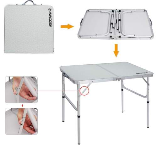 This is the procedure of packing the table and vice-versa.