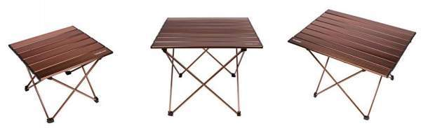 Trekology Portable Camping Side Tables.