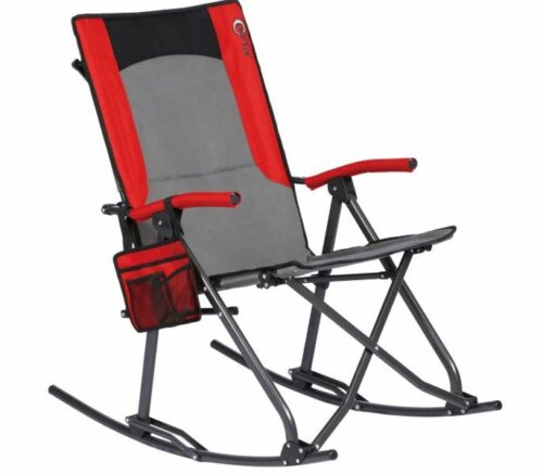 PORTAL Oversized Quad Folding Padded Camping Chair.