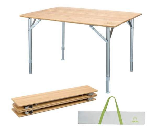 ATEPA Folding Camping Table.