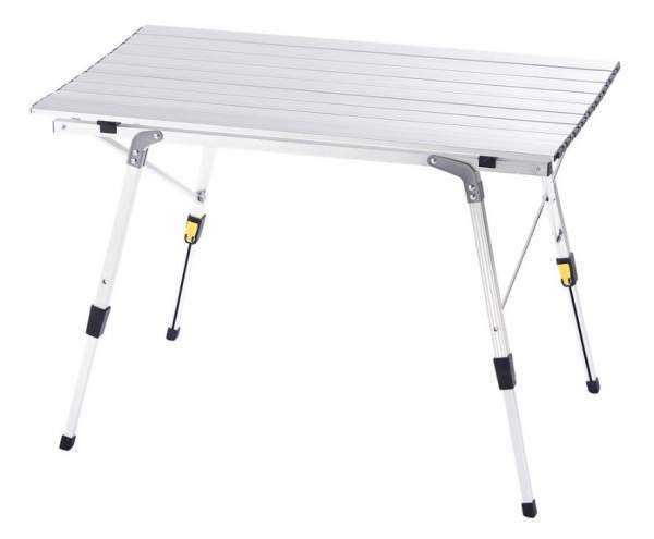 Camp Field Camping Table with Adjustable Legs.